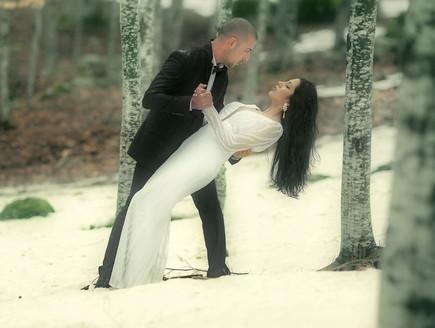 חתונה מושלגת