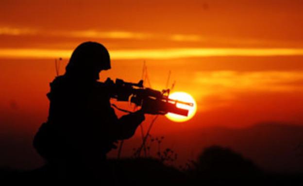 """סיירת מטכל (צילום: דובר צה""""ל, באדיבות גרעיני החיילים)"""