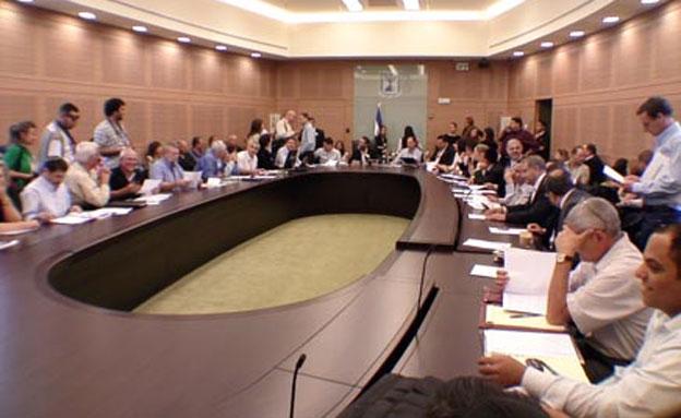 ועדת הכספים, ארכיון (צילום: יוסי זילברמן, חדשות 2)