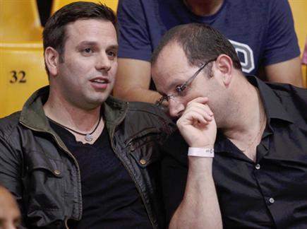אלון והראל. מחפשים GM (אלן שיבר) (צילום: ספורט 5)
