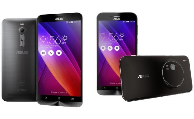 סמארטפון ה-ZenFone Zomom של Asus (צילום: Asus)