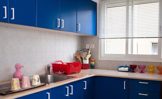 דירה סטפני גריב, מטבח (צילום: יוראי ליברמן)