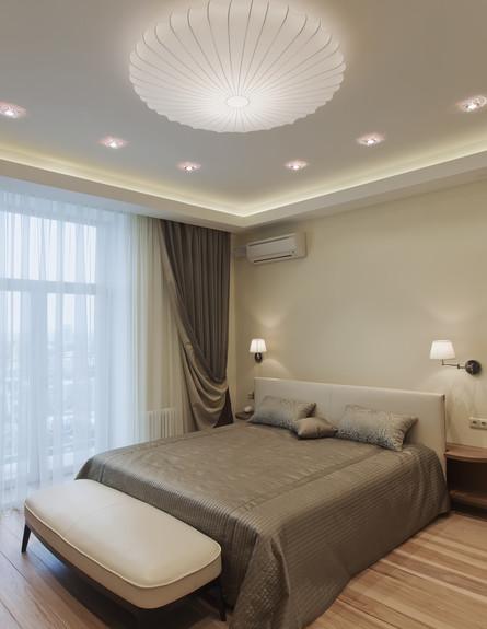 טעויות עיצוב, חדר שינה, טעות מספר 1 תאורה רעה (צילום: Thinkstock)