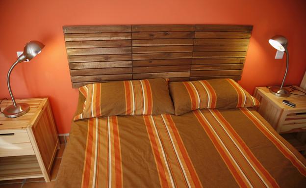 טעויות עיצוב, חדר שינה, טעות מספר 2 אי אפשר לישון  (צילום: Thinkstock)