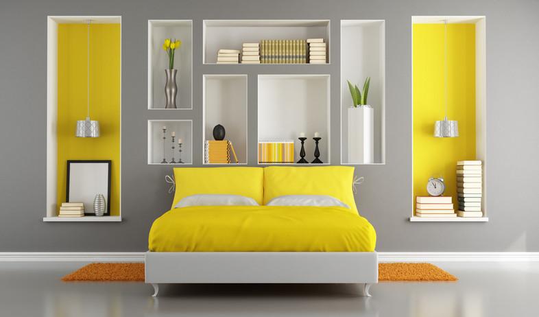 טעויות עיצוב, חדר שינה, טעות מספר 10 חדר השינה (צילום: Thinkstock)