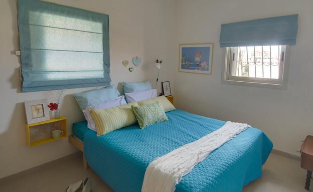 טעויות עיצוב, חדר שינה, תיקון טעות מספר 3  (צילום: אביבית ויסמן)