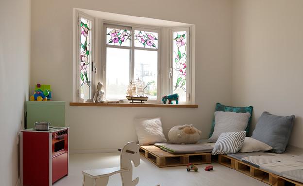 דלית לילינטל, חדר משחקים (צילום: גדעון לוין)