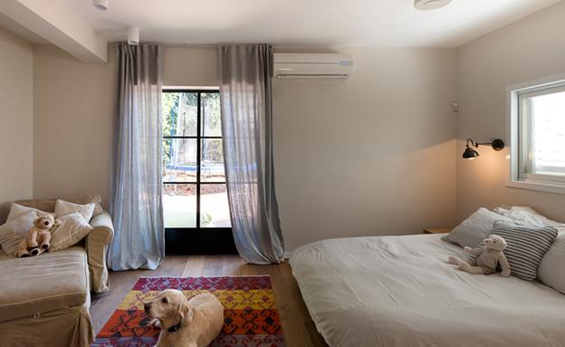 דלית לילינטל, חדר שינה (צילום: גדעון לוין)