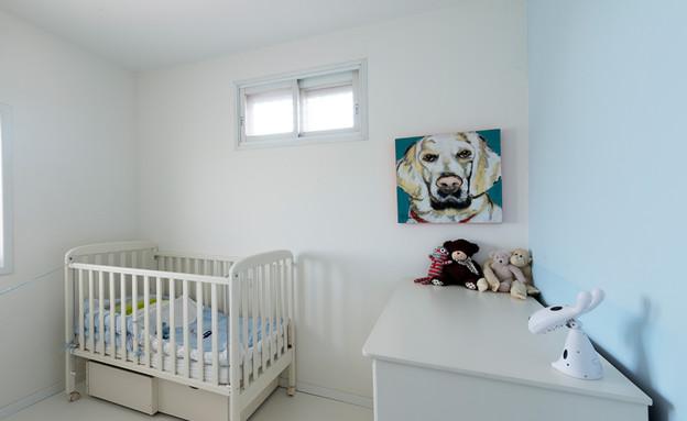 דלית לילינטל, חדר תינוק (צילום: גדעון לוין)