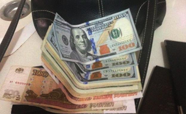 דולרים (צילום: חדשות 2)