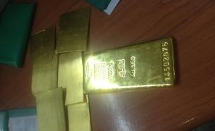 מטיל זהב, צילום מכס אלנבי (צילום: מכס אלנבי)
