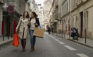 קניות בפריז (צילום: אימג'בנק / Thinkstock)