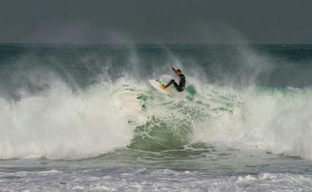 סופה, בת גלים (צילום: חדשות 2)