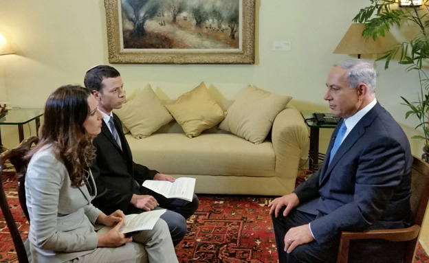 צפו בריאיון עם ראש הממשלה