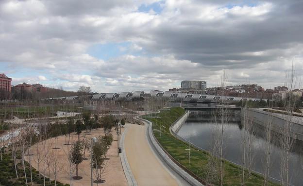 מדריד, ריו (1) (צילום: לירון מילשטיין)