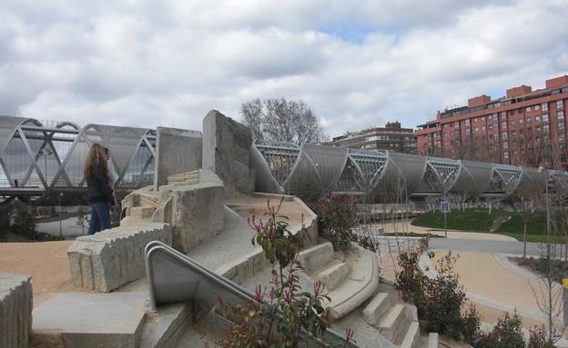 מדריד, ריו (3) (צילום: לירון מילשטיין)