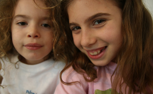 הבנות של טל גלבוע (צילום: טל גלבוע)