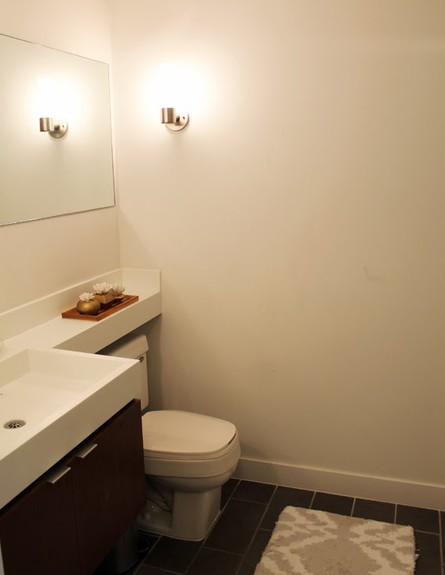 חדרי שירותים יפים לפני (צילום: thevaultfiles)