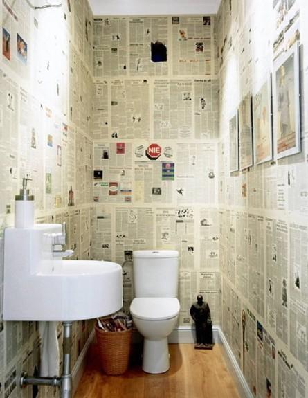חדרי שירותים יפים (צילום: czterykaty.pl)