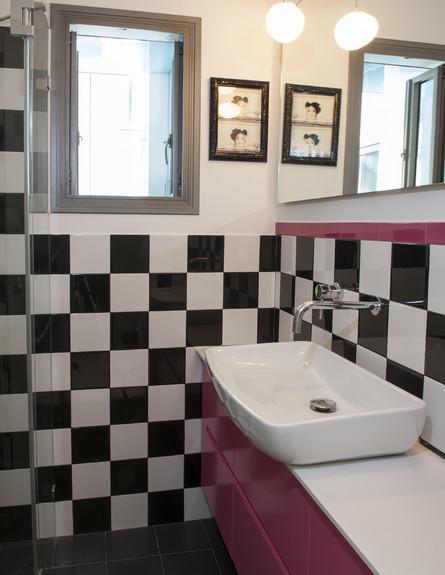 חדרי שירותים יפים (צילום: אורית אלפסי)