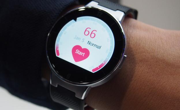 שעון חכם במאה יורו (צילום: ניב ליליאן, לאס וגאס)