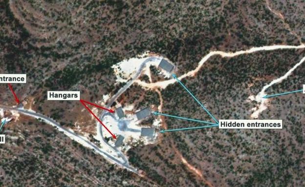 מתקני הגרעין לטענת הדר שפיגל (צילום: דר שפיגל)