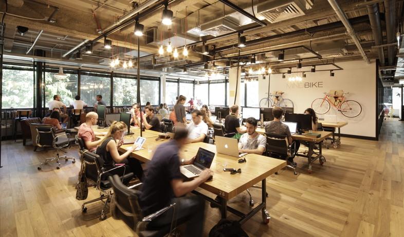 משרדים, מיינדספייס רוטשילד, צילום לירון אראל (צילום: לירון אראל)