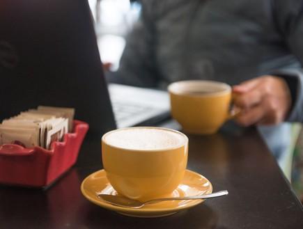 המכבסה קפה חיפה (צילום: נמרוד סונדרס, אוכל טוב)