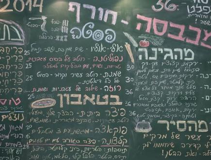המכבסה חיפה בית קפה (צילום: נמרוד סונדרס, אוכל טוב)