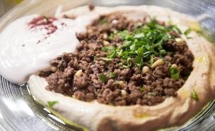 רולא חומוס  (צילום: נמרוד סונדרס, אוכל טוב)