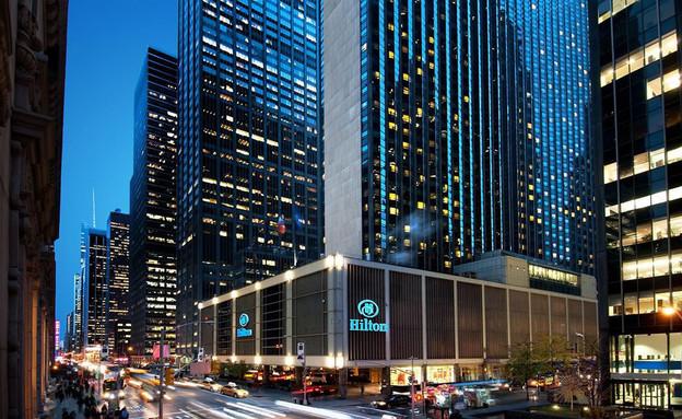 מלון הייאט הראלד סקוור, ניו יורק (צילום: הייאט הראלד סקוור)