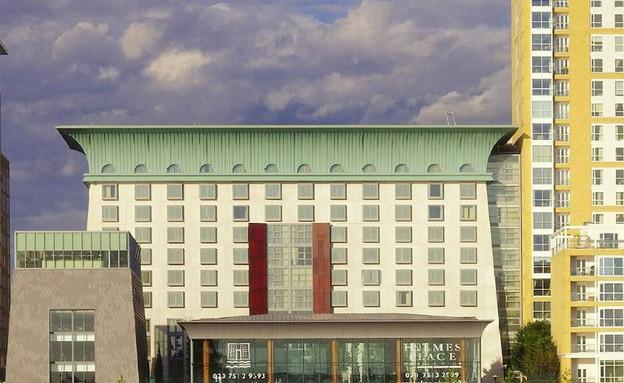 מלון פור סיזנס קנארי וורף (צילום: פור סיזנס)