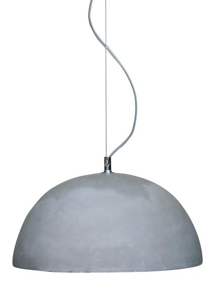 בטון, מחסני תאורה, גוף תאורה מבטון, 400 שקלים.  (צילום: רותם ברק)
