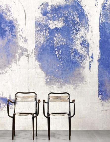 כחול, רנבי, טפטים,  מ-40 שקלים למטר  (צילום:  יחצ רנבי)