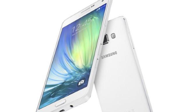 סמארטפון ה-Galaxy A7 של סמסונג