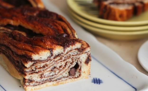 """עוגת שמרים שוקולד תפוז (צילום: עידית נרקיס כ""""ץ, אוכל טוב)"""