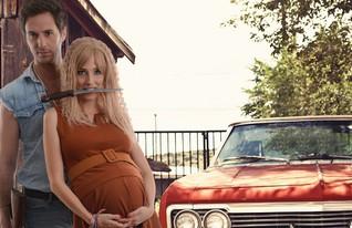 אפרת אברמוב צילומי היריון (צילום: שמרית הלל לסטודיו התחלות)