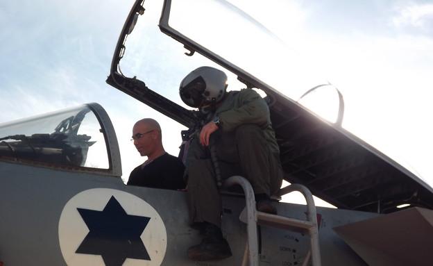 טייסת חוד החנית (צילום: שי לוי)