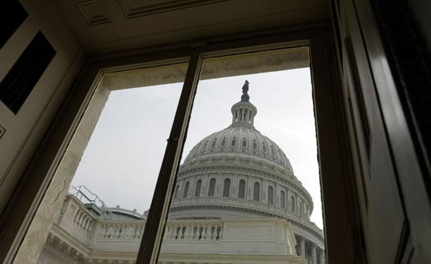 מסע במסדרונות ההסטוריה של  וושינגטון (צילום: AP)