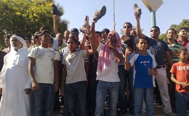 מחאה במגזר הערבי. ארכיון (צילום: יוסי זילברמן)