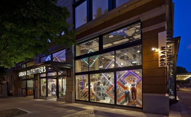 אורבן אאוטפיטרס,מבט לחנות (צילום: Urban Outfitters)