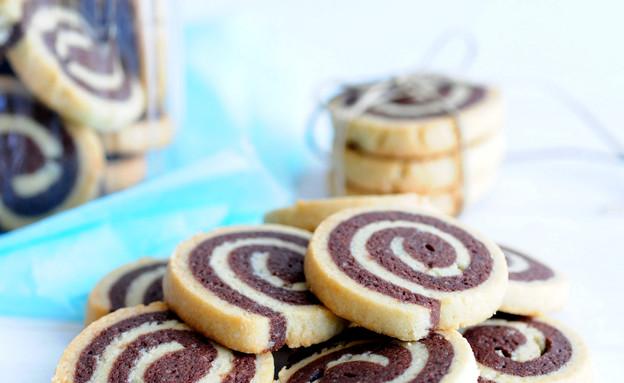 עוגיות שבלול  (צילום: שרית נובק - מיס פטל, אוכל טוב)
