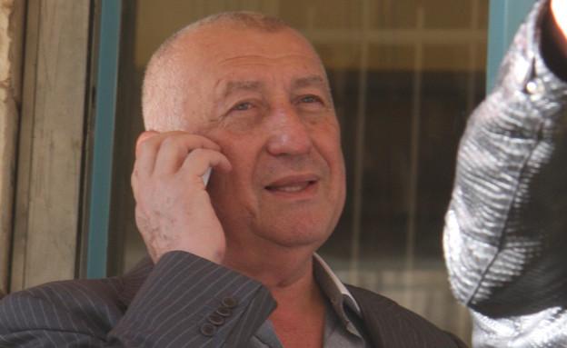 מיכאל צ'רנוי (צילום: פול סגל)