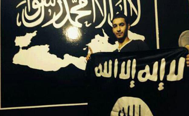 דאעש (צילום: חדשות 2)