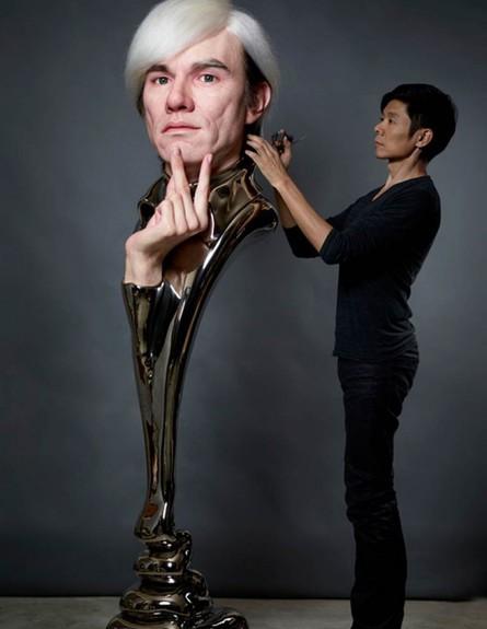 פסלים אמיתיים