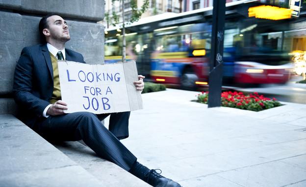 מחפש עבודה (צילום: lunavandoorne, Thinkstock)