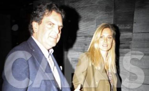 בר רפאלי (צילום: caras.com.mx)