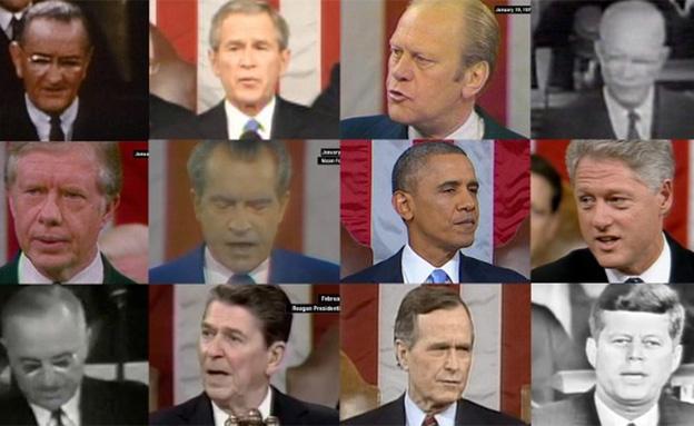 67 שנים ב67 שניות (צילום: CNN)