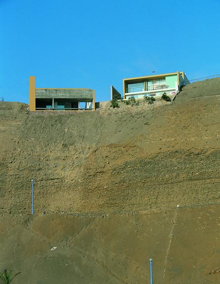 בית אקיס, על הצוק (צילום: Barclay & Crousse)