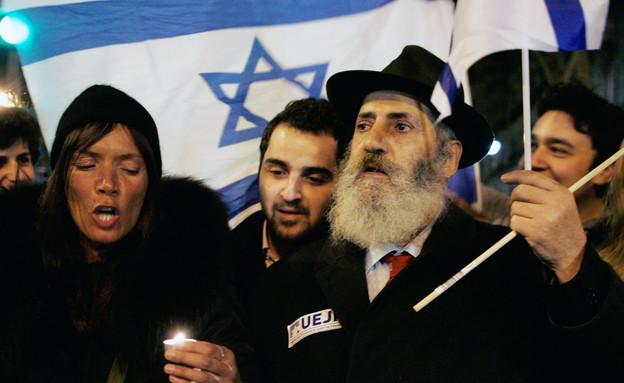 יהודי צרפת (צילום: Franck Prevel, GettyImages IL)